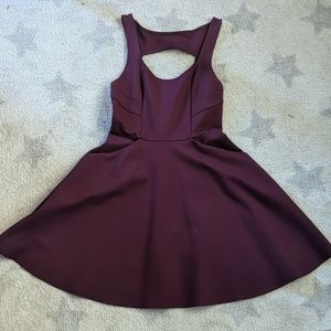 Short dress with pockets!